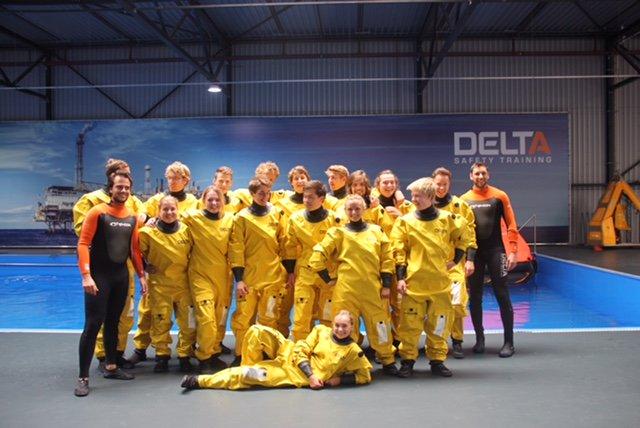 Teambuilding TU-Delft NUON Solar Team 2017